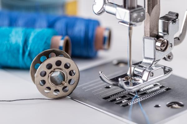 The 3 categories of sewing machines