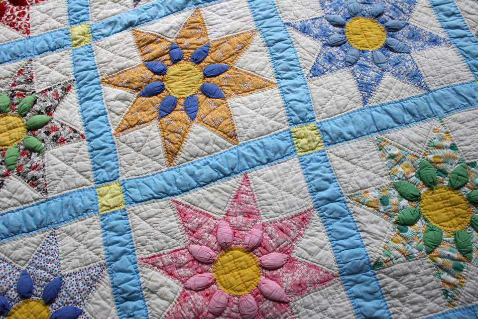 Choosing Thread For Quilts