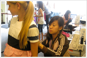 Kids and Teen Sewing Classes